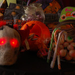 R&C Party Style articoli di Halloween a Roma Prati