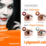 Lenti colorate Freevision Crazy Colors