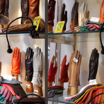 Angy Store, leather gloves in Roma