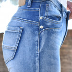 women jeans made in italy